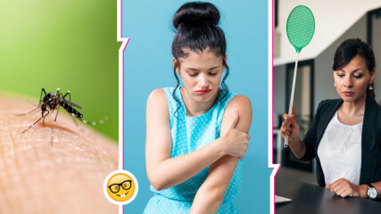 7 неща, които НЕ знаете за досадните комари