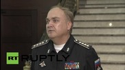 Russia: US anti-IS proposals being considered - Deputy Defence Minister Antonov