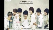 Infinite - I Like You [english subs Romanization Hangul]