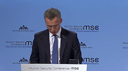 Germany: 'The clock is ticking' - NATO chief calls on Russia to destroy missiles
