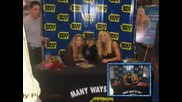 Trish and Torrie Forever