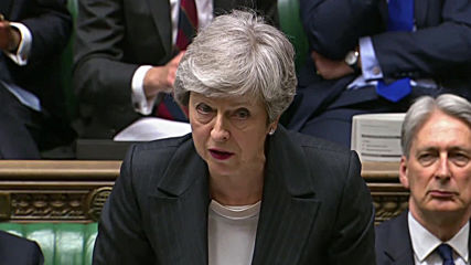 UK: May vows to 'pursue every step' to save British Steel