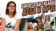 Лудницата е пълна с куче и деца вкъщи (Mamma Mia)