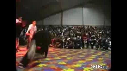 Breackdance Битка