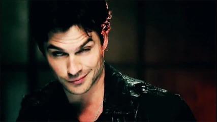 За господина Damon and Elena