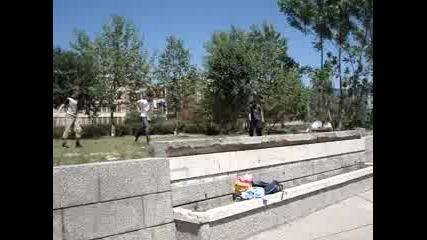 Сливен Parkour
