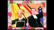 Sir Elton John and Ru Paul - Don`t Go Breaking My Heart