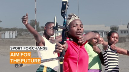 Sport for Change: A sure shot to female empowerment in Zimbabwe