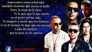 Chino Nacho Ft. Daddy Yankee Don Omar Y Wisin - Andas En Mi Cabeza Remix-letra 2016