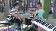 Violetta 3: Виолета и Леон се карат (еп. 77) + Превод