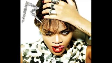 Rihanna-talk that talk-(audio)