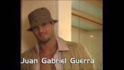 LU - Juan Gabriel Guerra Feat. Lu [Te Voy A Extrañar] (Оfficial video)