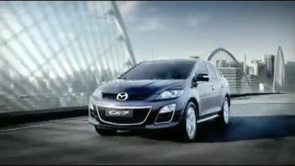 New Mazda Cx - 7