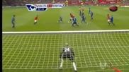 Всичко голове - Манчестър Юнайтед 4:4 Евъртън с бг коментар