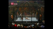 (bg Audio) Elimination chamber 2010 wwe championship part 1 ot 6