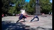 Руснаци се трепят с гълъби .