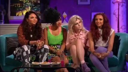 Little Mix - Alan Carr Chatty Man - 1st June 2012