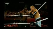 Wwe Raw 20.06.2011 Miz R-truth & Christian vs Аlex Riley, John Cena & Rand Оrton