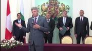 Плевнелиев: Образованието е ключова тема за България