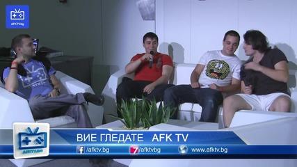 Интервю с капитаните - Dota 2 - Квалификации за On!fest