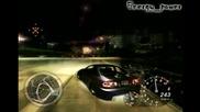 nfsu2-free Run Honda Civic top speed