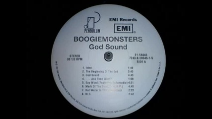 Boogiemonsters - Mc