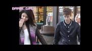 Justin Bieber & Selena Gomez - заедно на рождения му ден.