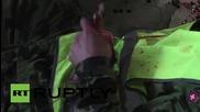 Switzerland: Mock 'explosion' exercise conducted in Neuendorf logistics centre