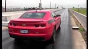 Worlds Quickest & Fastest 2010 Camaro Ss - 11.67 @ 121 mph 1 4 Mile
