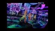 Eurovision 2009 Romania Elena Gheorghe - The Balkan Girls