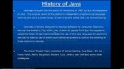 History Of Java 01