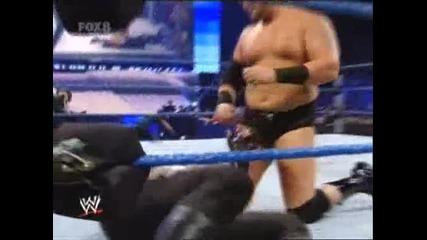 WWE Undertaker срещу Festus много готин мач *HighQuality*