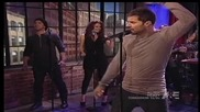 Ricky Martin - Livin la vida loca live (private Sessions - 13.02.2011)