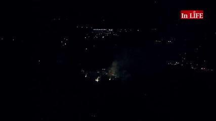Празникът на Велико Търново – един незабравим ден, завършил с 3d светлинно шоу