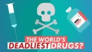 Смъртоносните лекарства, които предизвика хаос в Канада