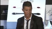 Роналдо - фокусиран за новия сезон и готов на всичко
