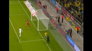 Швеция 2 - 0 Молдова ( Квалификация за Европейско първенство 2016 ) ( 12/10/2015 )