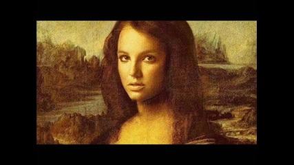 Зарибяваща ~ Mona Lisa - Britney Speras + Бг. Превод