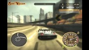 Need for Speed Most Wanted - City Perimeter Training