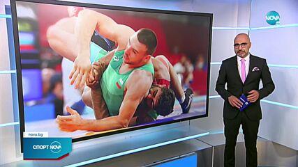 Спортни новини (02.08.2021 - слеедобедна емисия)