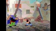 Popeye the Sailor Meets Ali Baba's Forty Thieves / Попай Моряка Среща Али Баба - Анимация (1937)