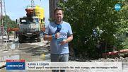 Мощна експлозия на далекопровод в София, мъж е тежко ранен