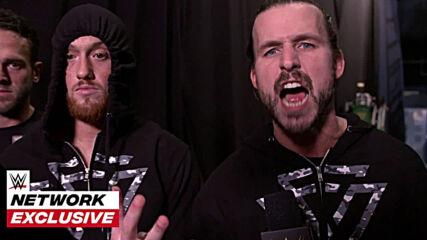 Adam Cole warns Pat McAfee: WWE Network Exclusive, Nov. 25, 2020