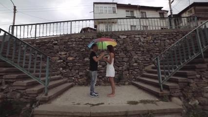Сам под дъжда - Първият български ученически късометражен филм