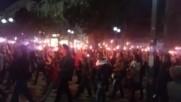Стотици факли озариха Бургас за Деня на будителите