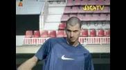 Cristiano Vs. Zlatan