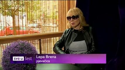 Lepa Brena - Sve u 6 ( RTL 15.5.2015 )