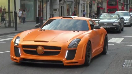 Fab Design Sls Amg In London !!!