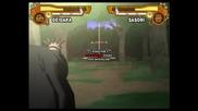 Naruto Shippuuden Ultimate Ninja 5 Akatsuki Jutsus
