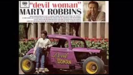 Марти Робинс - Дявол жена
